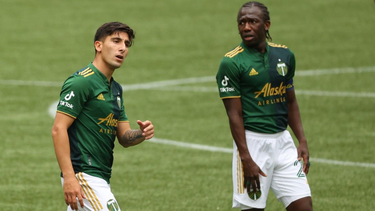 San Jose Earthquakes vs. Portland Timbers Betting Odds, Preview & Picks: Preview for Saturday Major League Soccer (May 15) article feature image