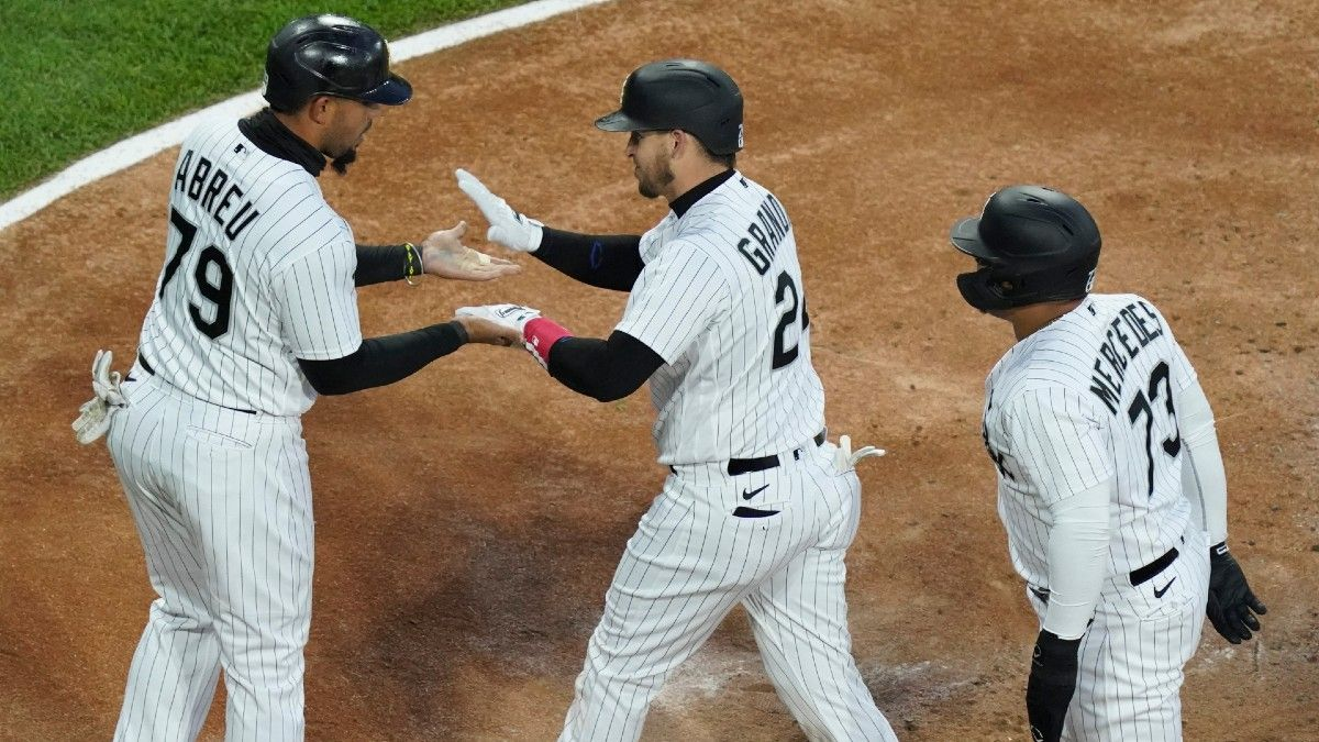 Wednesday MLB Odds & Picks: Our Staff's Best Bets, Including Phillies vs. Nationals, Blue Jays vs. Braves & Twins vs. White Sox (May 12) article feature image