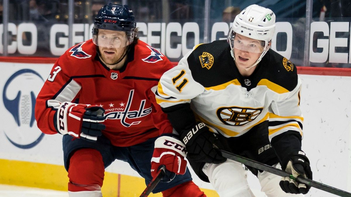 Bruins vs. Capitals Odds & Picks: Game 2's Betting Value on Over/Under (May 17) article feature image