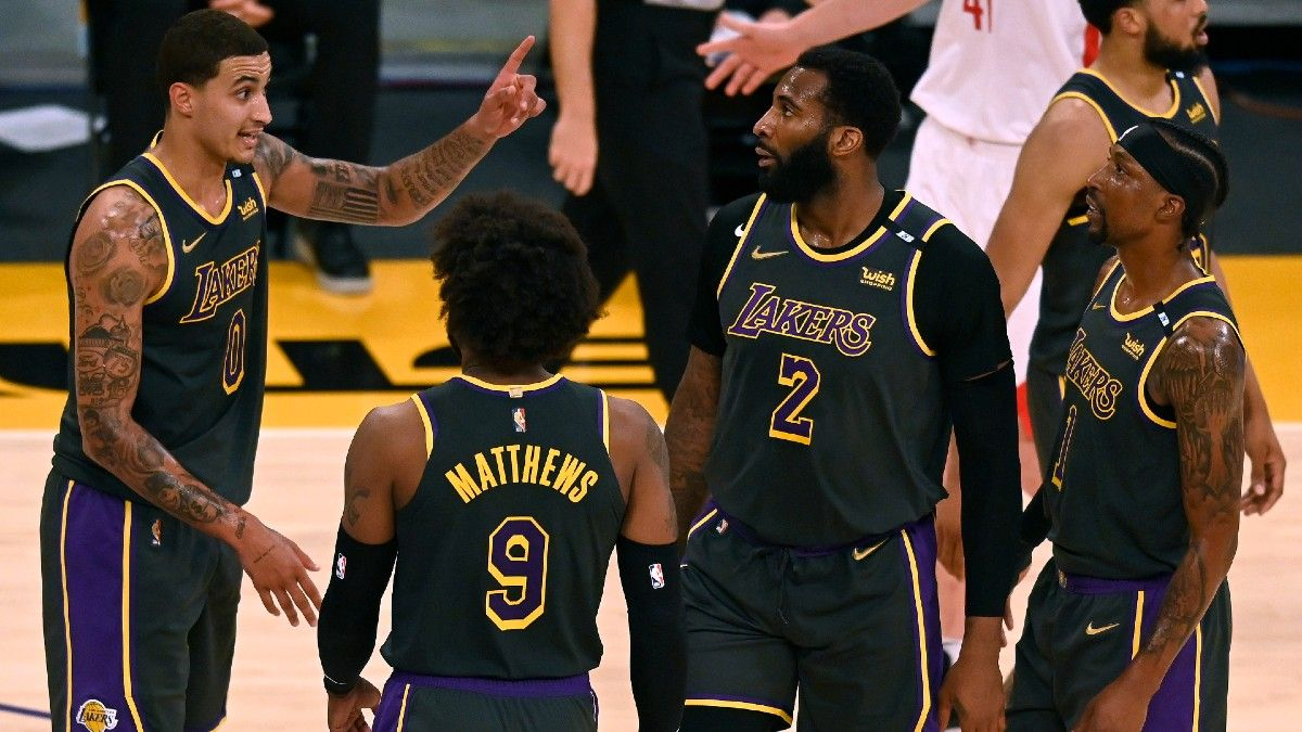 Lakers vs. Pacers Odds, Preview, Picks: How to Bet Matchup Depending on Who's Active (Saturday, May 15) article feature image