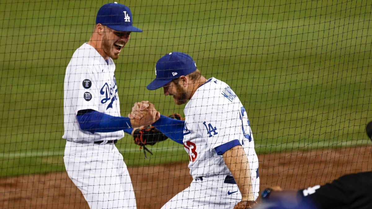 MLB Odds, Preview, Predictions: 3 Best Bets for Monday, Including Indians vs. Angels & Diamondbacks vs. Dodgers & More (May 17) article feature image