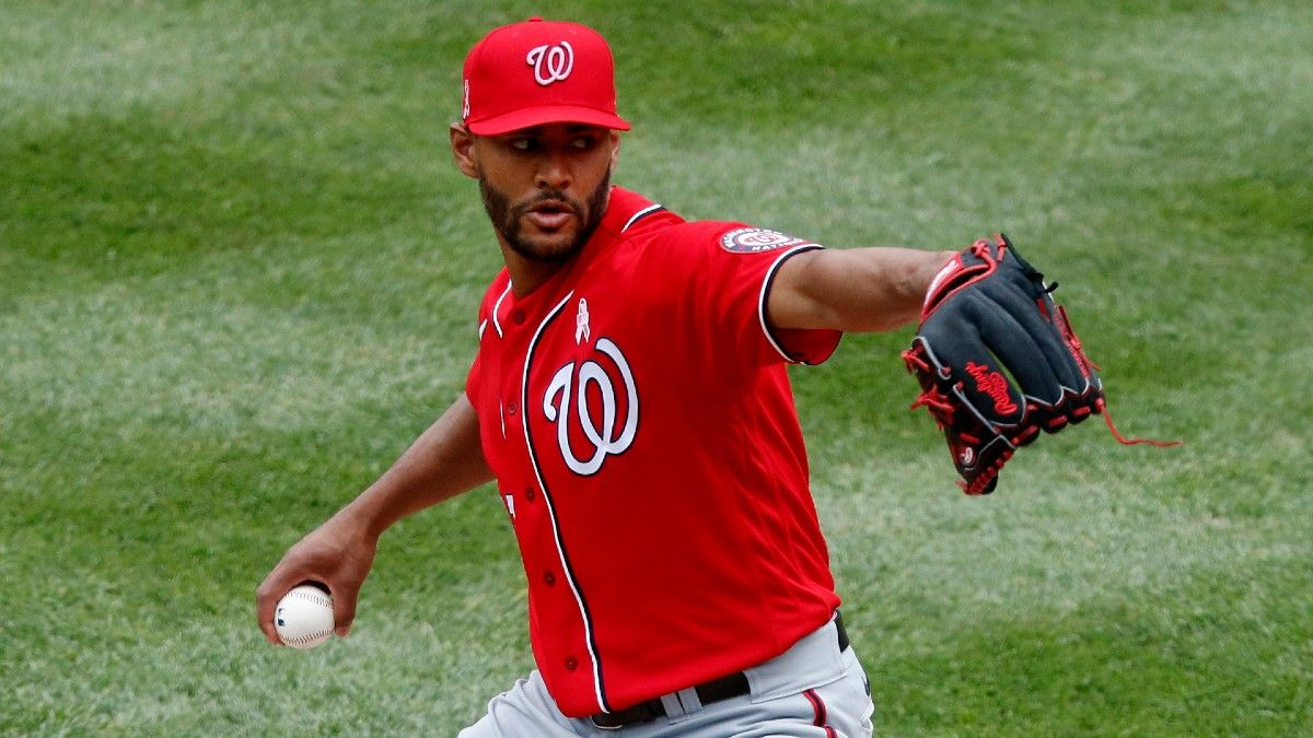 MLB Pitcher Prop Bets & Picks: Two Strikeout Totals for José Urquidy & Joe Ross (Monday, May 31) article feature image