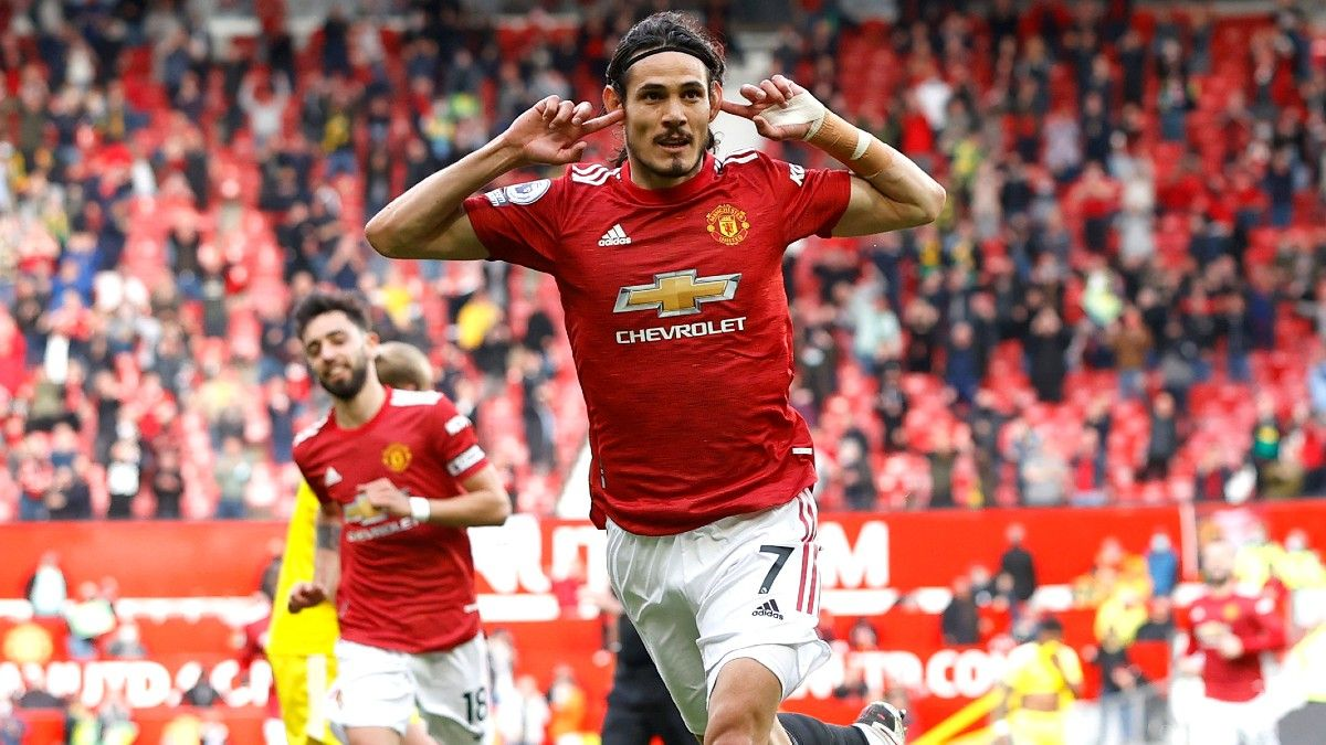 Sunday Premier League Soccer Betting Odds, Picks & Preview: Wolves vs. Manchester United (May 23) article feature image