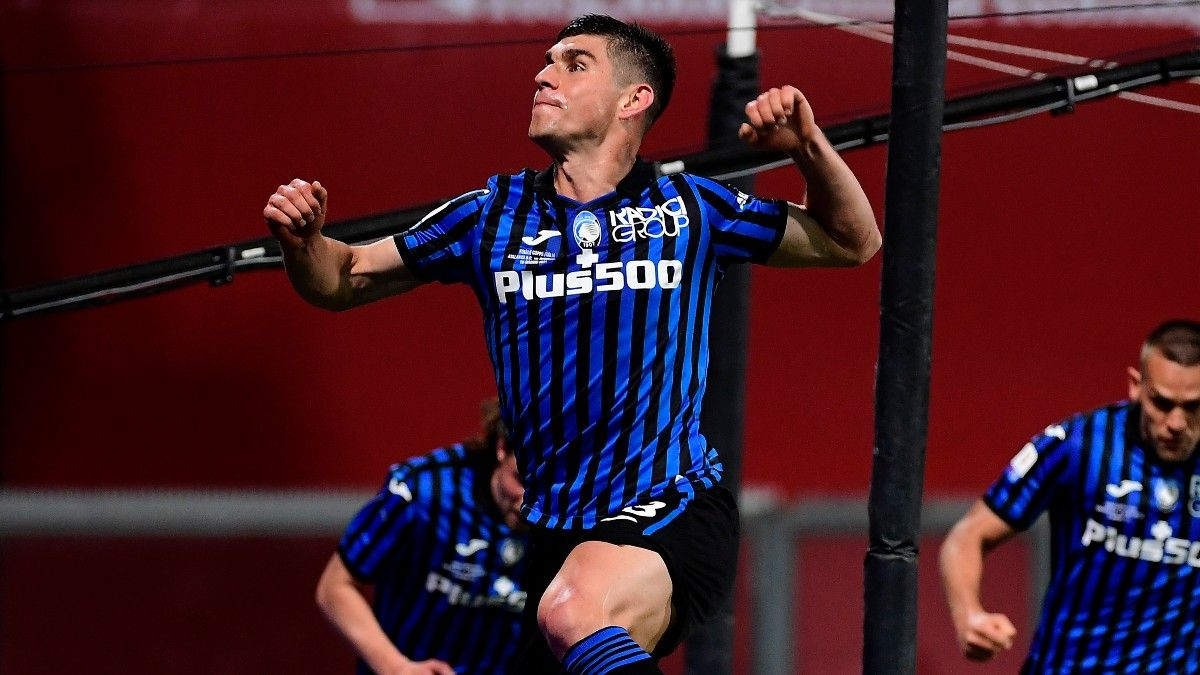 Atalanta vs. AC Milan: Sunday Serie A Soccer Betting Odds, Picks & Preview (May 23) article feature image