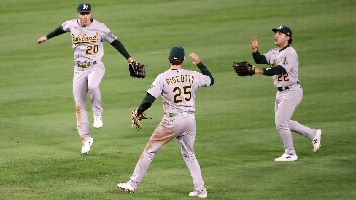 MLB Odds & Picks: 3 Best Bets, Including Rays vs. Blue Jays & Athletics vs. Angels (Saturday, May 22) article feature image