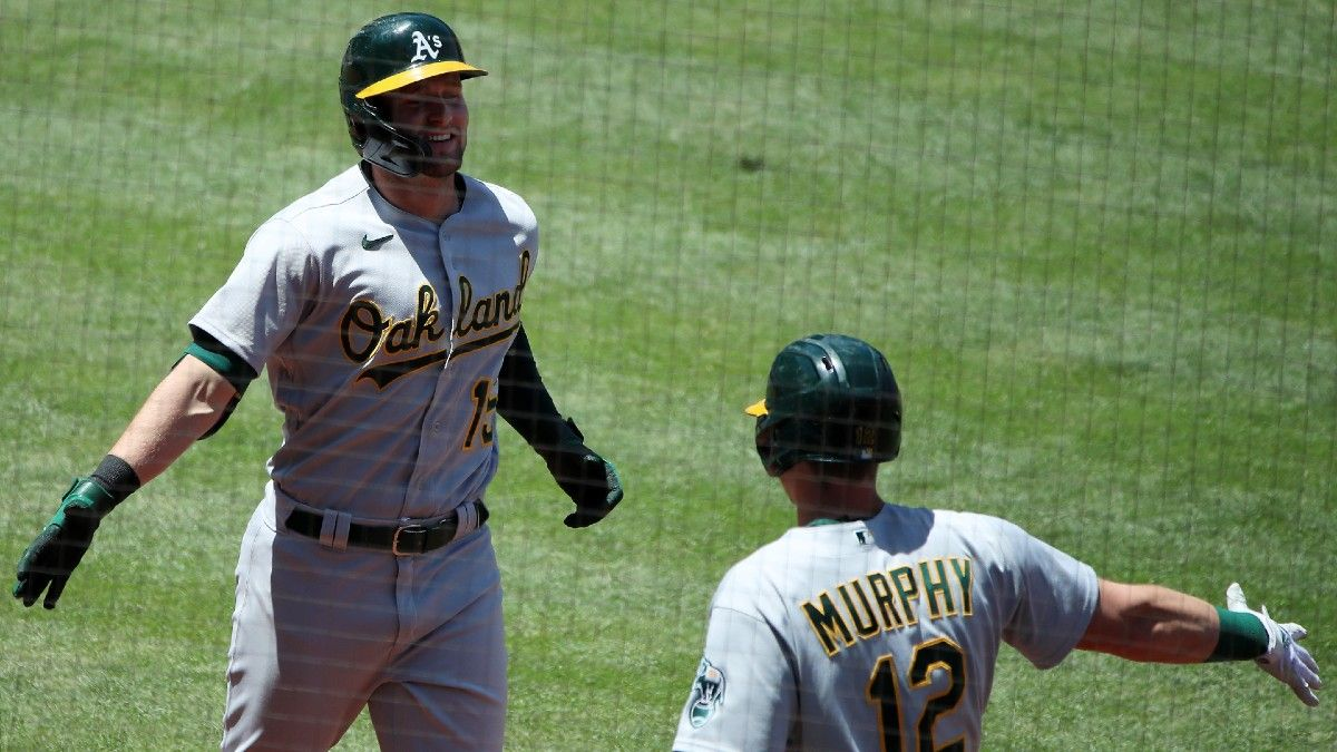 MLB Odds & Picks: 4 Best Bets, Including Indians vs. Tigers, Padres vs. Brewers & Mariners vs. Athletics (Monday, May 24) article feature image