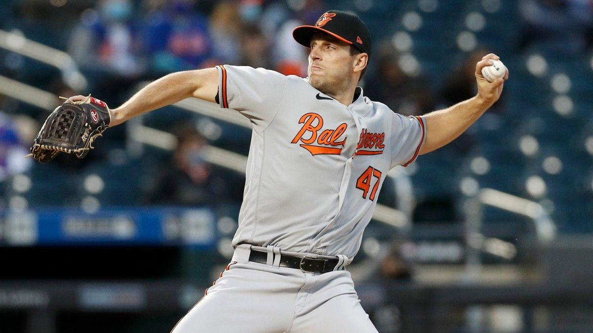 2021 MLB Cy Young Betting Odds: John Means Skyrockets Up the Board in May article feature image