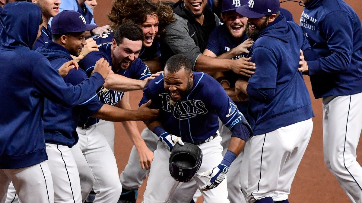 Fantasy Baseball Waiver Wire Report: Manuel Margot Worth Adding From Red-Hot Rays (Week 9) article feature image
