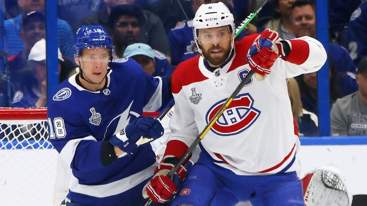 Lightning vs. Canadiens Stanley Cup Final Odds, Preview & Pick: How to Bet Game 3 in Montreal (Friday, July 2) article feature image
