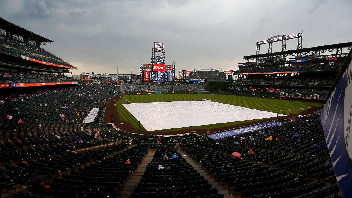 MLB Weather Report for Monday, May 10: Rockies vs. Padres Threated by Rain, Plus Forecasts for Every Game article feature image
