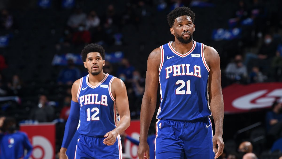 Pelicans vs. 76ers NBA Odds & Picks: Bet Philadelphia To Cover Large Spread (Friday, May 7) article feature image