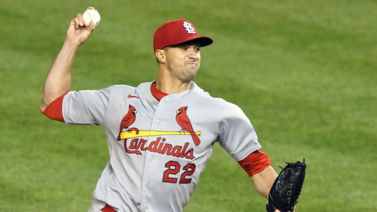 Cardinals vs. Pirates MLB Odds & Picks: How to Bet St. Louis on the Road (Saturday, May 1) article feature image