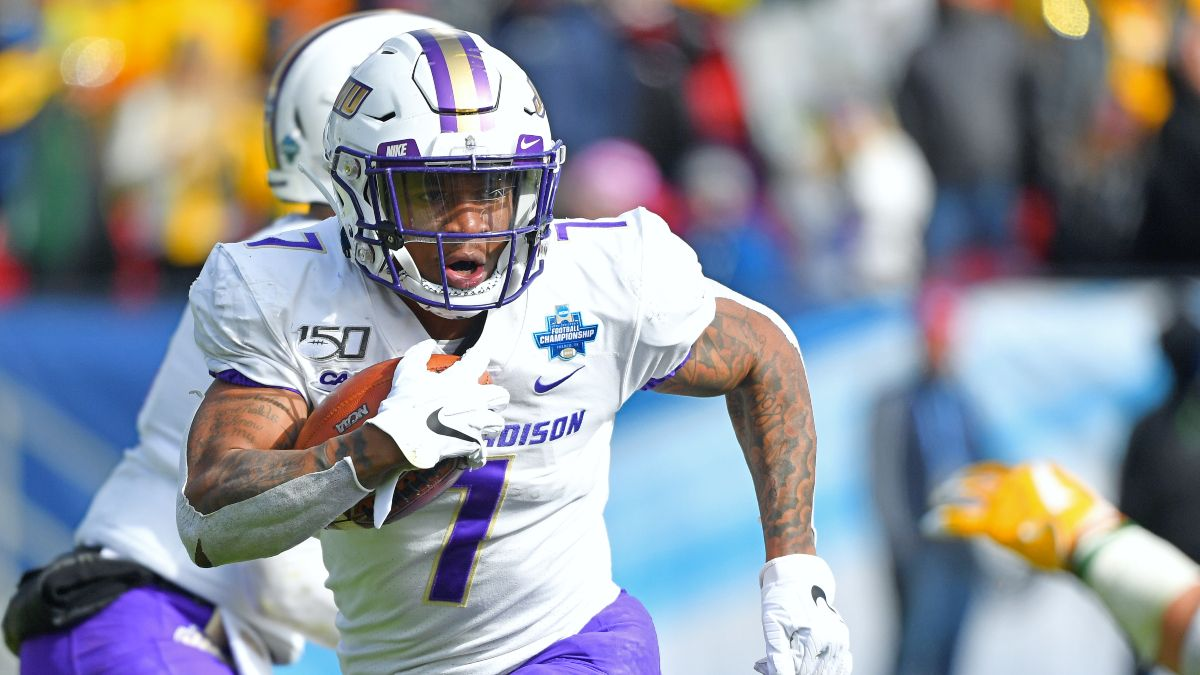 College Football FCS Playoffs Odds, Picks, Predictions: Best Bets for Sunday's Quarterfinals Games (May 2) article feature image