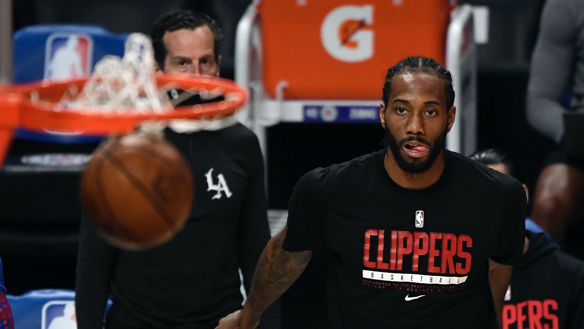 NBA Odds, Picks & Predictions: 2 Best Bets for Warriors vs. Pelicans & Raptors vs. Clippers (Tuesday, May 4) article feature image