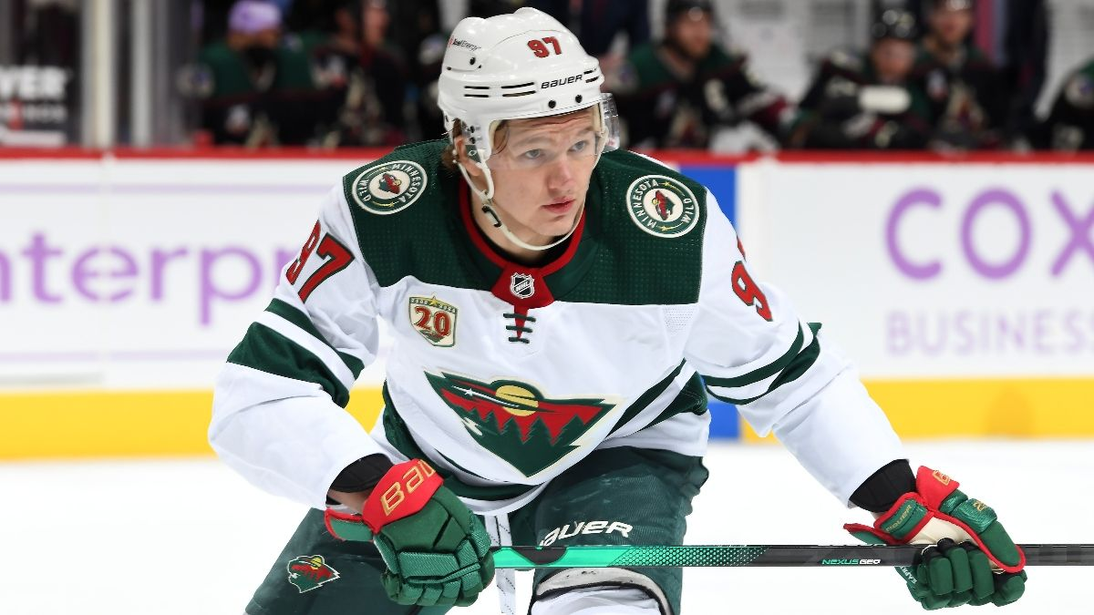 Wild vs.  Golden Knights Game 1 Odds & Betting Preview: Where Value Lies in Playoff Opener (May 16) article feature image