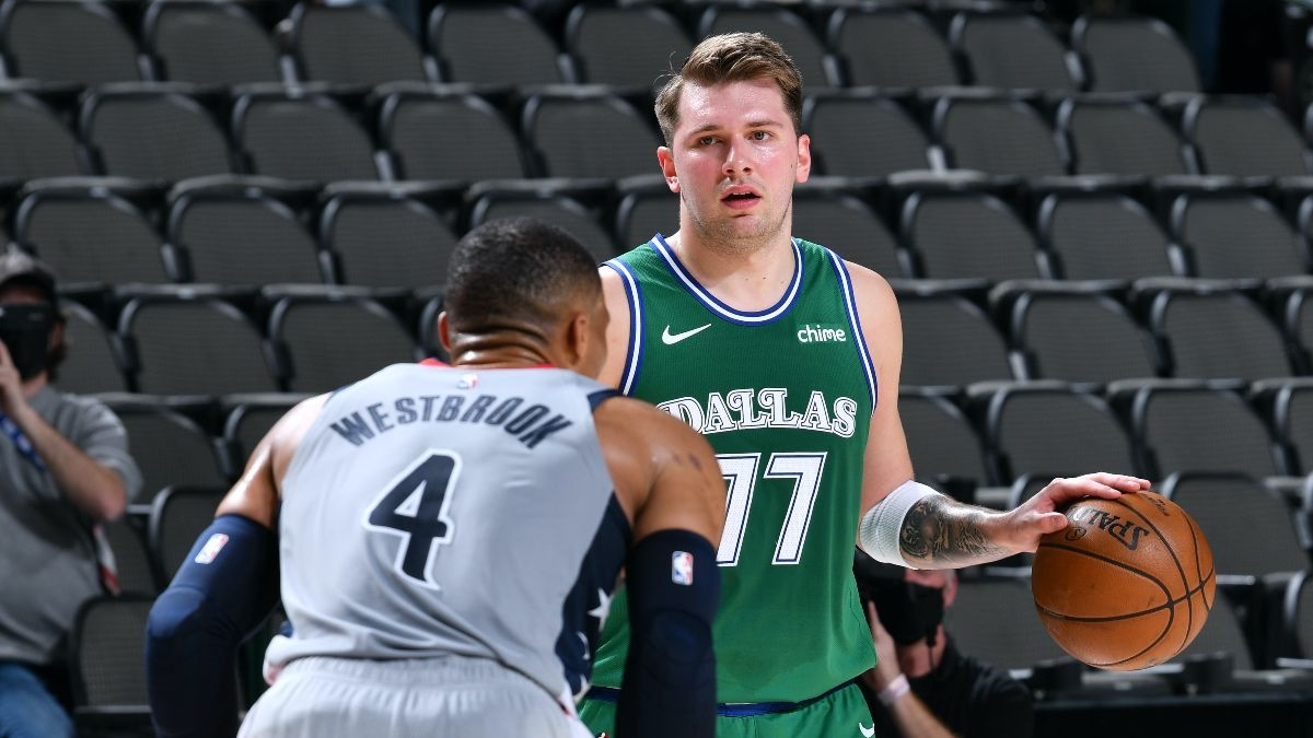 Mavericks vs. Grizzlies NBA Odds & Picks: Bet Dončić & Dallas to Cover (Tuesday, May 11) article feature image