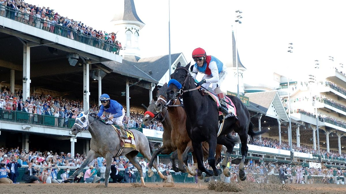 Preakness Stakes 2021 Opening Odds, Post Positions: Medina Spirit Will Run After Passing Test article feature image