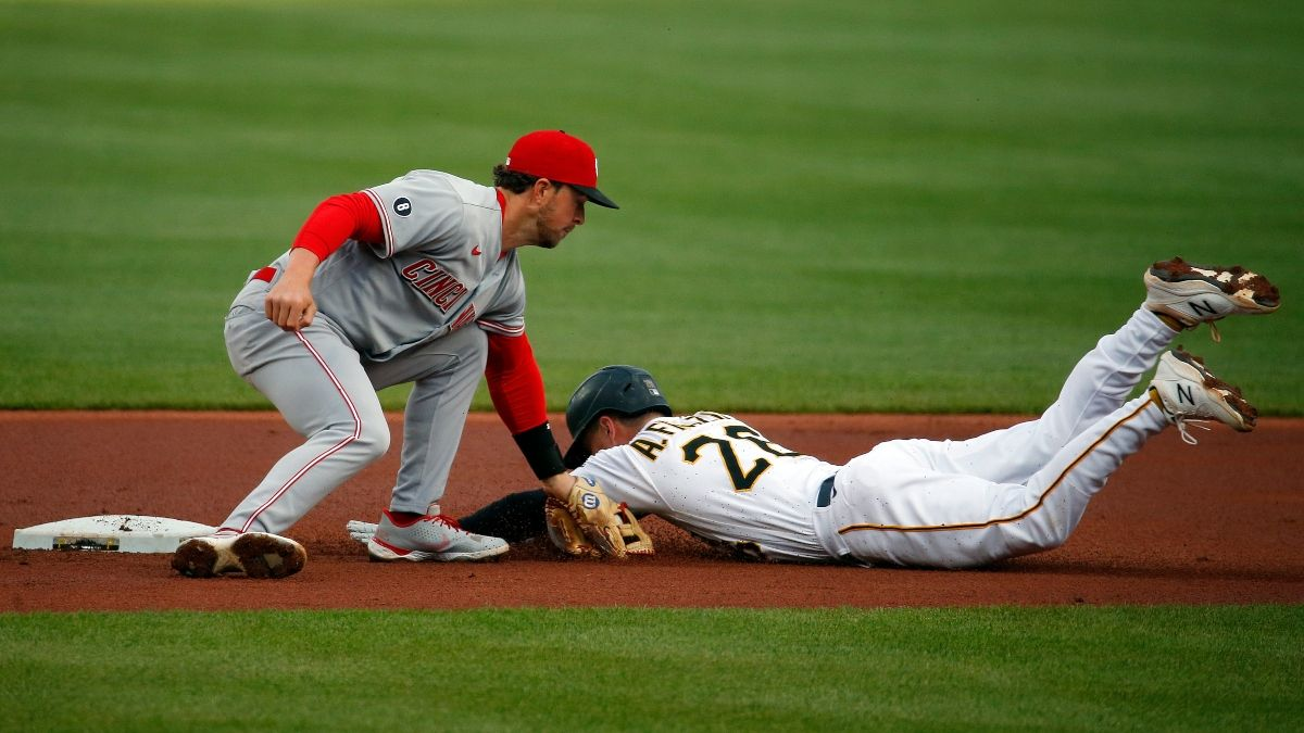 MLB Betting Odds, Picks & Predictions for Reds vs. Pirates: Wednesday's Classic Sharps vs. Squares Showdown article feature image