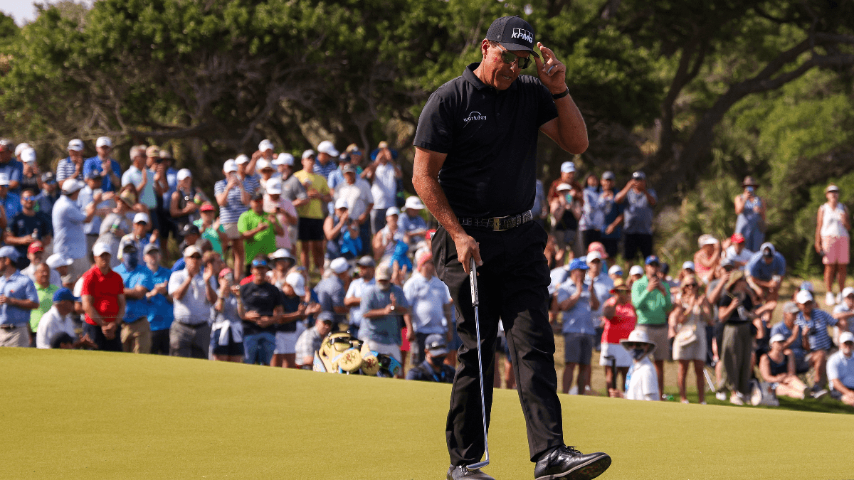 Updated 2021 PGA Championship Odds: Phil Mickelson Leads, but Brooks Koepka Favored article feature image