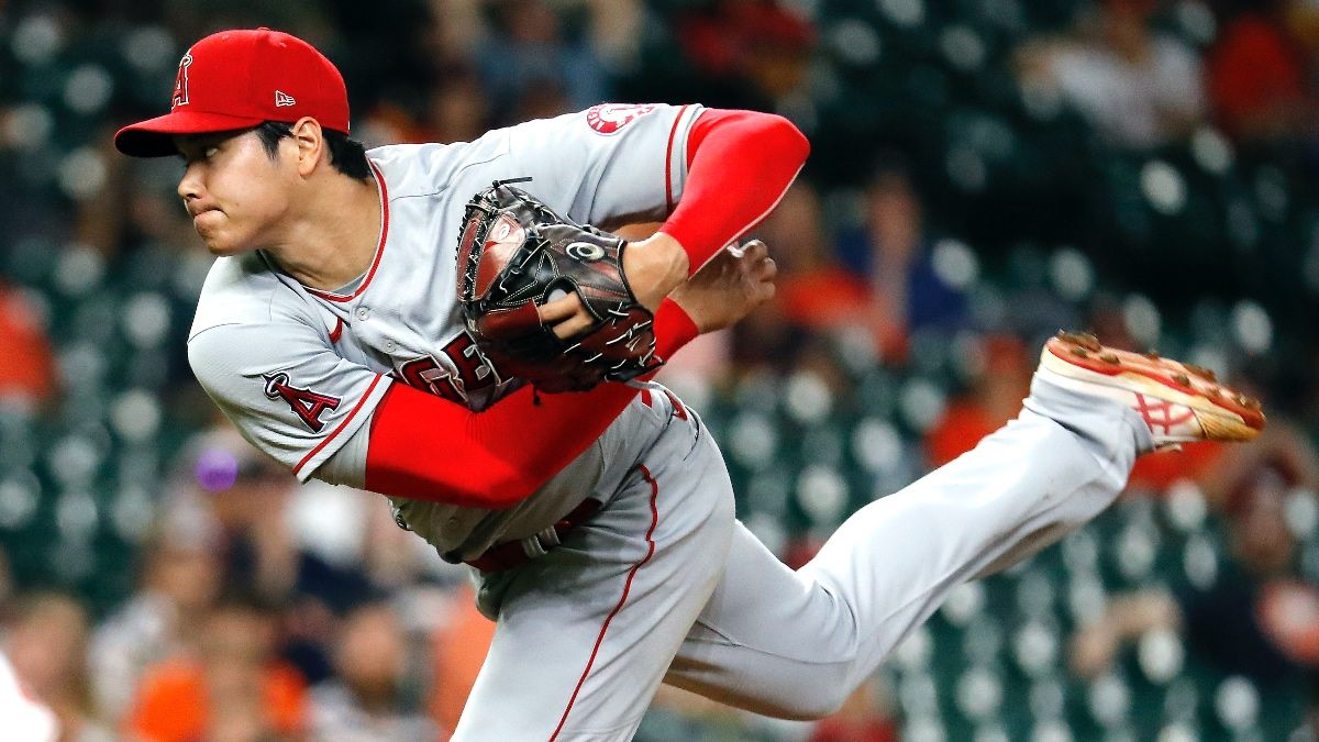 Friday MLB Player Prop Bets & Picks: How to Bet Strikeout Totals for Gerrit Cole & Shohei Ohtani (May 28) article feature image