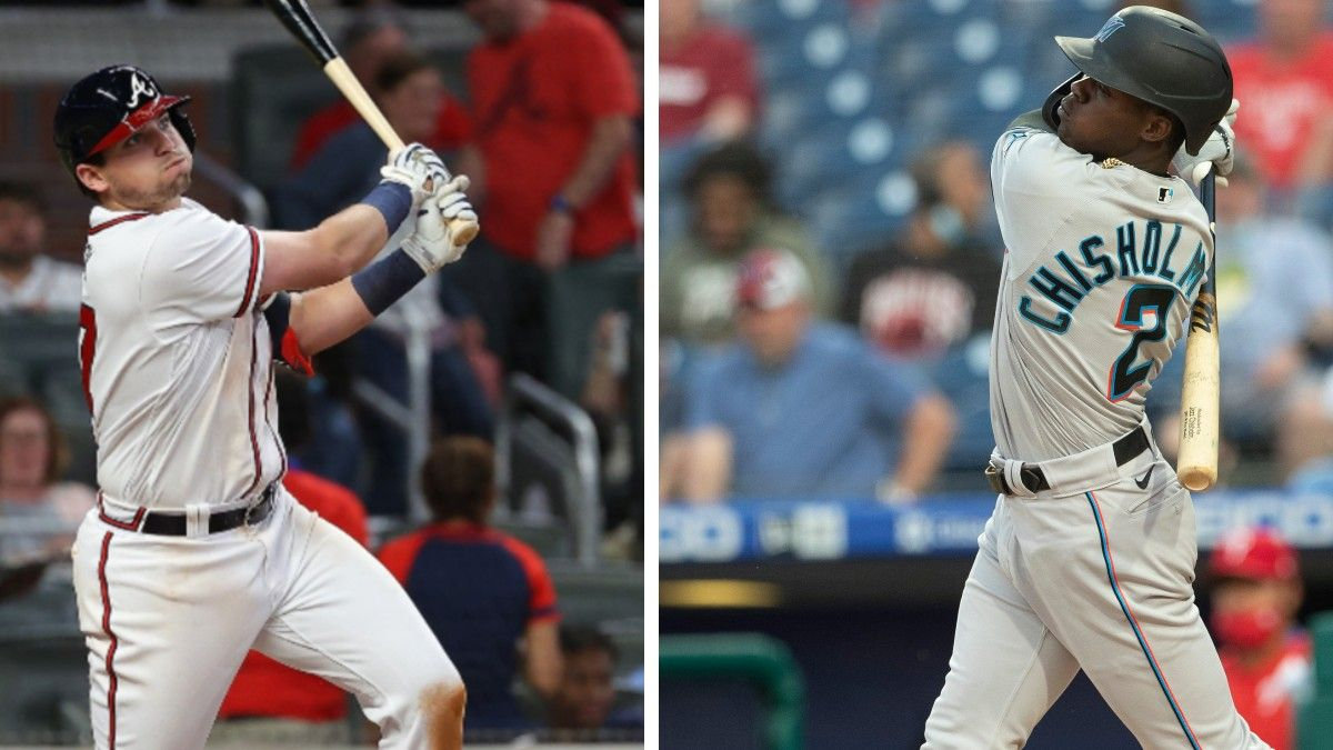 Fantasy Baseball Waiver Wire Report: Austin Riley, Jazz Chisholm Should Be Atop Your Priority List (Week 8) article feature image