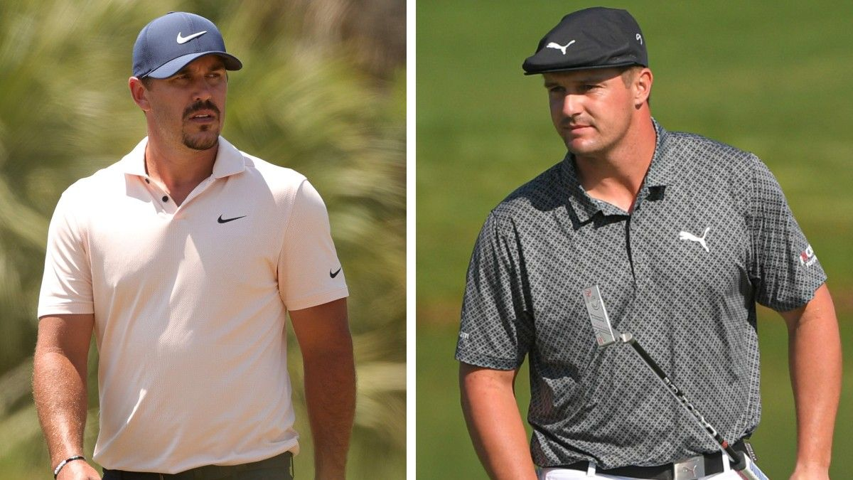 Brooks Koepka vs. Bryson DeChambeau: A Social Media Spat That Has Us All Rolling Our Eyes article feature image