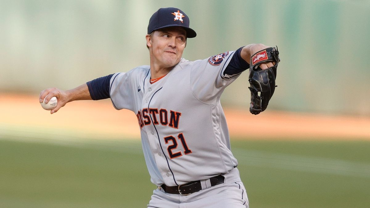 MLB Odds, Preview, Prediction Dodgers vs. Astros: How to Bet Clayton Kershaw vs. Zack Greinke (Tuesday, May 25) article feature image