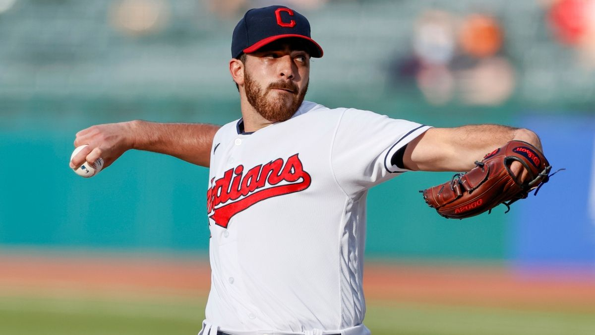 Indians vs. Royals MLB Odds & Picks: How to Bet AL Central Series Opener (Monday, May 3) article feature image