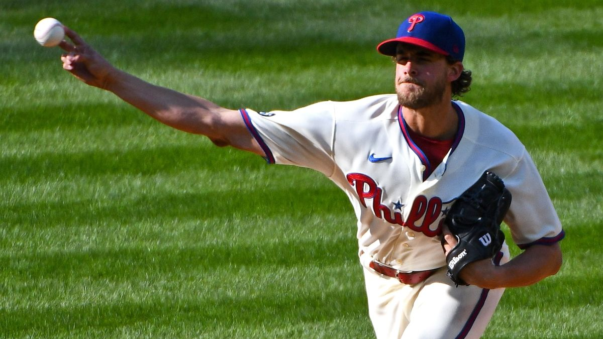 Red Sox vs. Phillies Odds, Preview, Prediction: How to Bet Opener With Aaron Nola Against Boston (May 21) article feature image