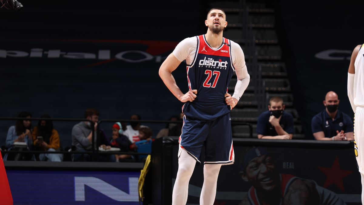 NBA Player Prop Bets, Picks: Play This Rebounding Total for Alex Len (May 14) article feature image