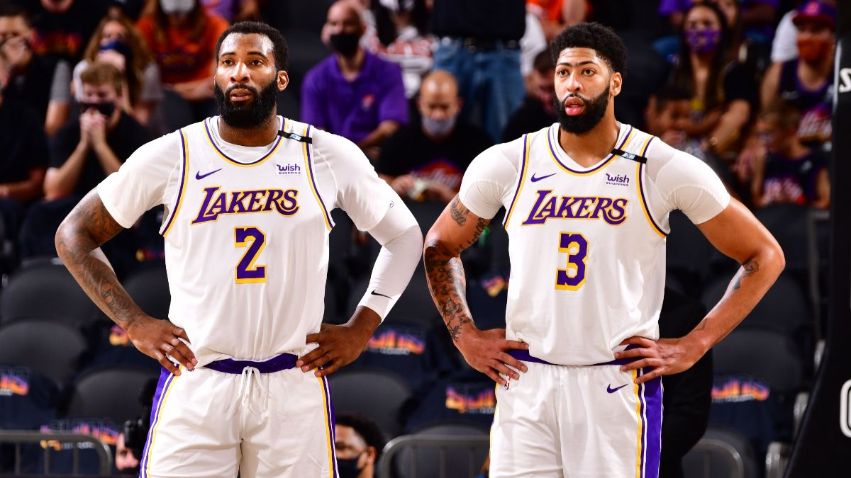 Why Does Frank Vogel Play Andre Drummond With Anthony Davis? It's complicated. article feature image