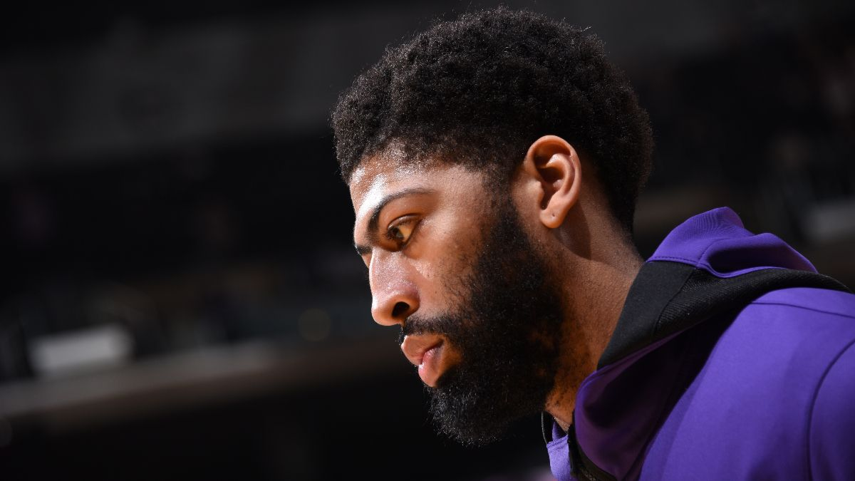NBA Injury News & Starting Lineups (June 3): Anthony Davis, Kentavious Caldwell-Pope Cleared to Play for Game 6 article feature image