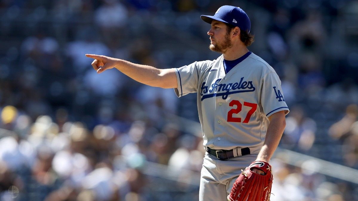 Dodgers vs. Angels MLB Betting Odds & Picks: Back Bauer On the Mound (Sunday, May 9) article feature image
