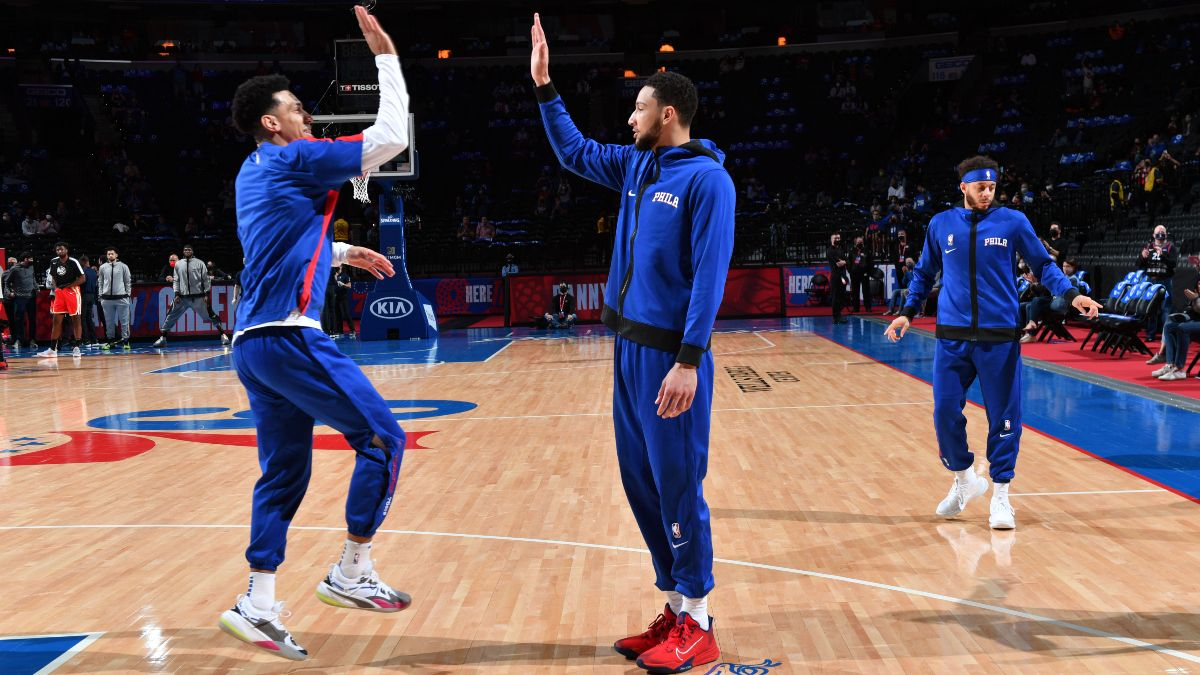 NBA Betting Odds & Picks: Our Staff's Best Bets for Magic vs. 76ers, Jazz vs. Thunder and More (Friday, May 14) article feature image