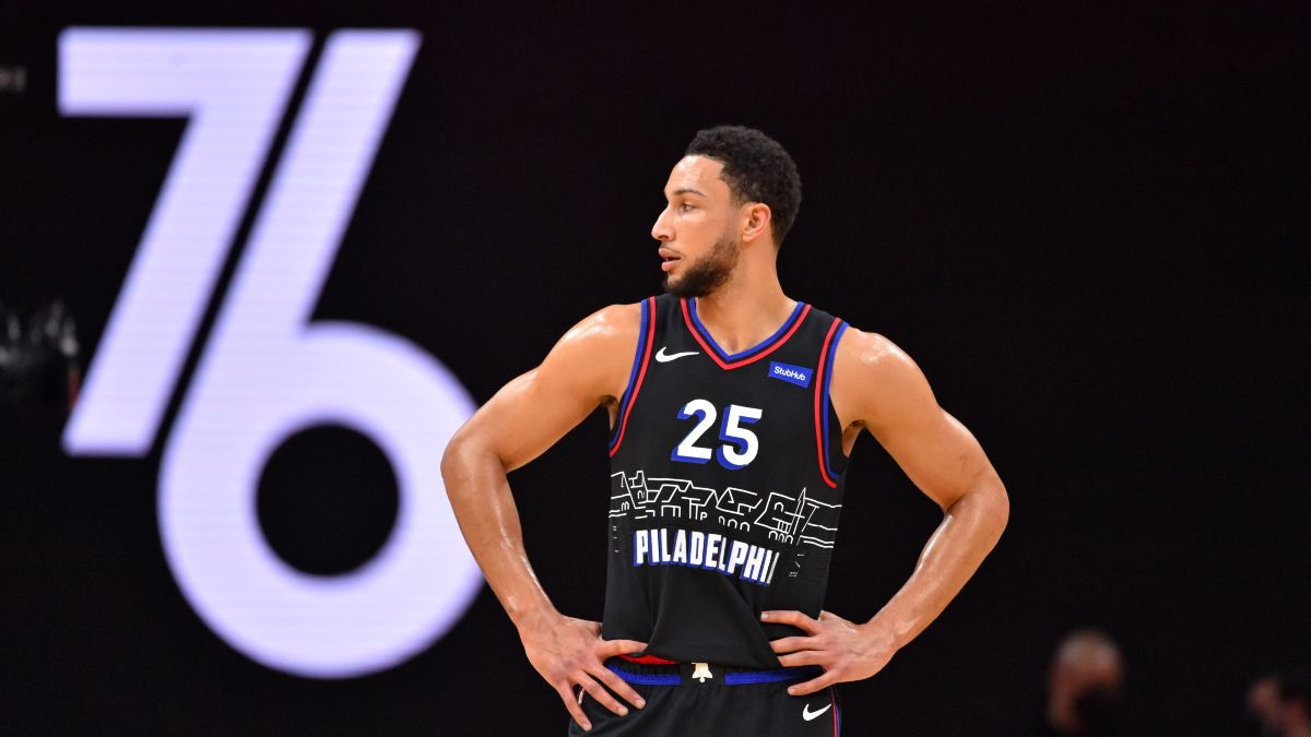 Ben Simmons Trade Destination Odds After Sixers Star Sits Out Training Camp article feature image