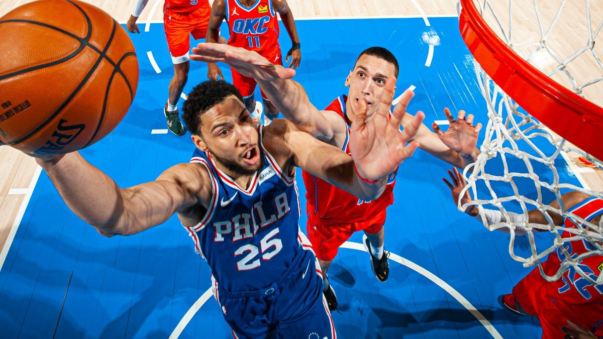 76ers-Rockets Promo: Bet $10, Win $100 if the Sixers Score a Point! article feature image
