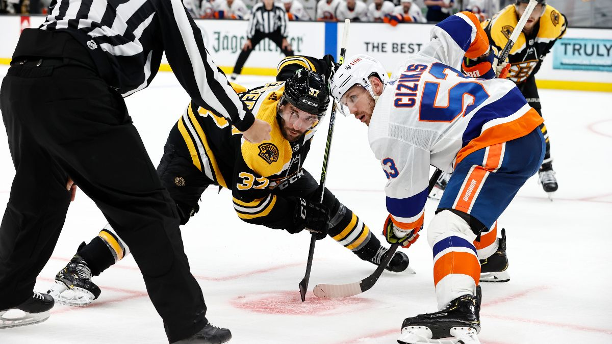Islanders vs. Bruins Odds & Pick: New York Holds Value as Underdog in Game 2 (Monday, May 31) article feature image