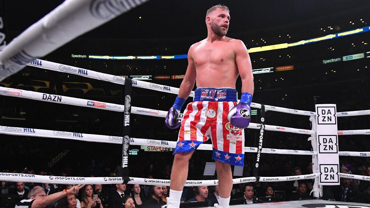 Canelo Alvarez vs. Billy Joe Saunders Schedule, Fight Time & Prop Odds article feature image