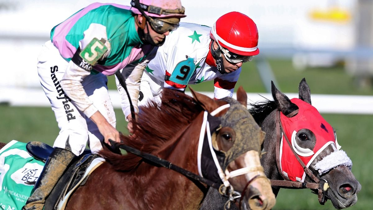 2021 Black-Eyed Susan Stakes Day Odds, Picks, Betting Preview: Best Bets, Exotics for 5 Races (Friday, May 14) article feature image