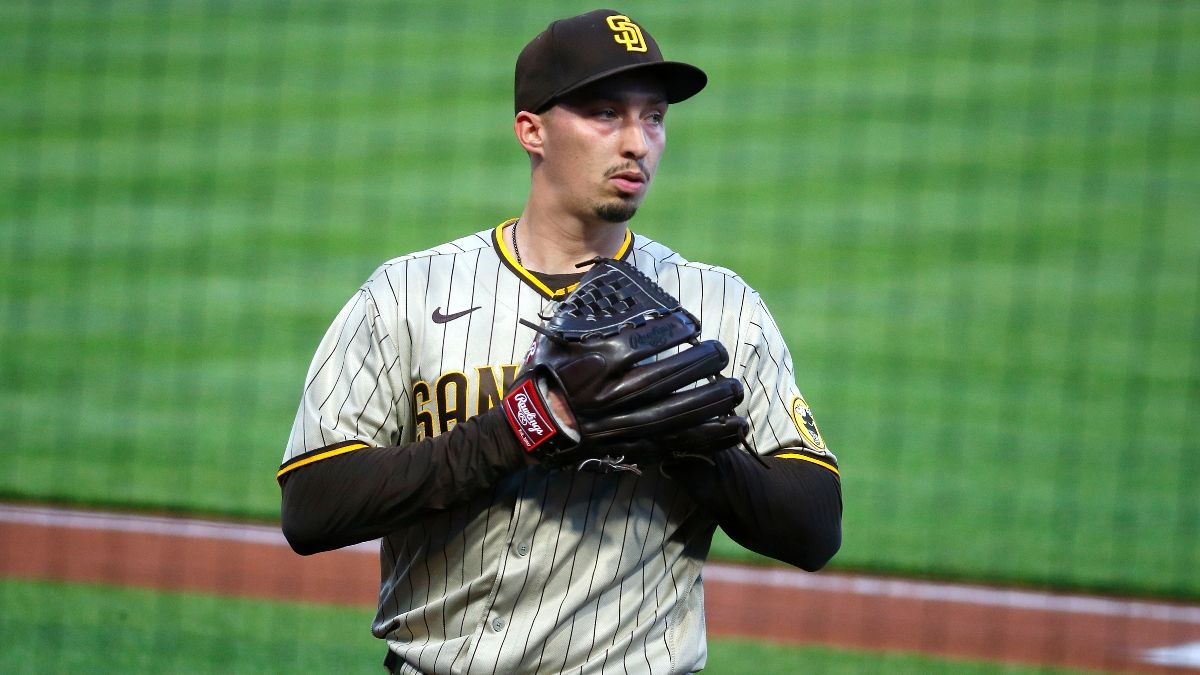 MLB Pitcher Props for Monday: How to Bet David Peterson & Blake Snell's Strikeout Totals (May 24) article feature image