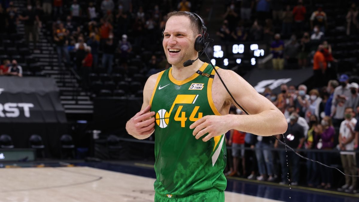 NBA Player Prop Bets: 2 Picks for Sunday's Games, Including Julius Randle & Bojan Bogdanovic (May 23) article feature image