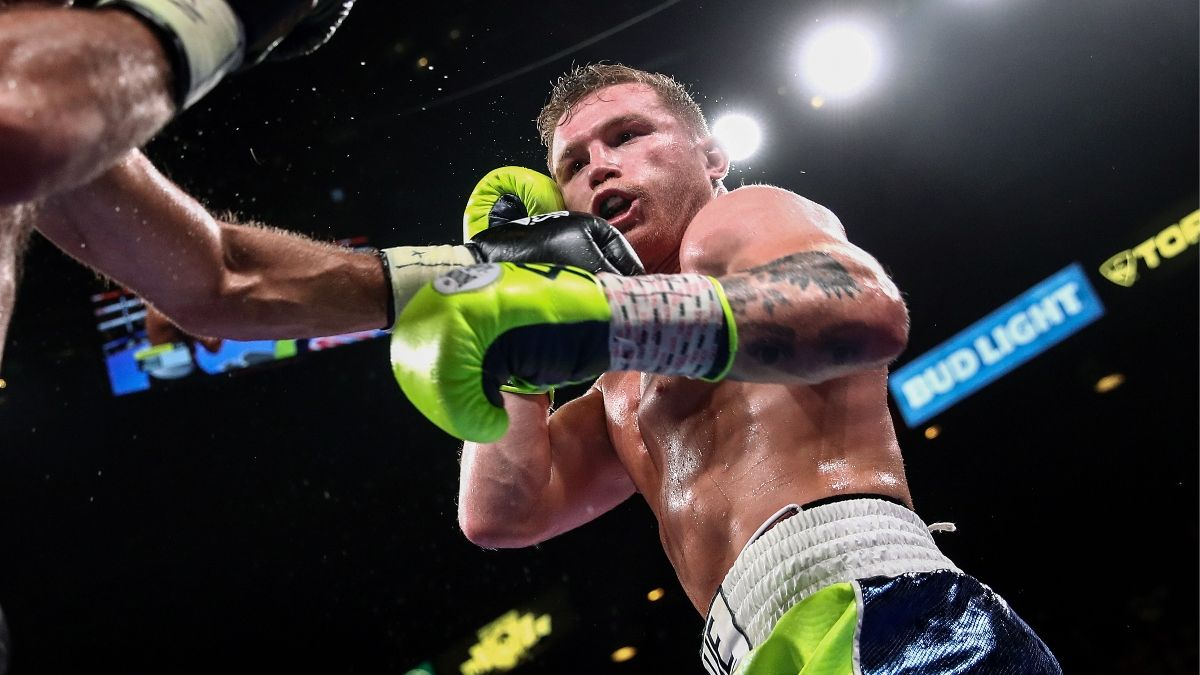 Canelo Álvarez vs. Billie Joe Saunders Odds, Promo: Get $500 FREE to Use on the Fight at PlayUp! article feature image