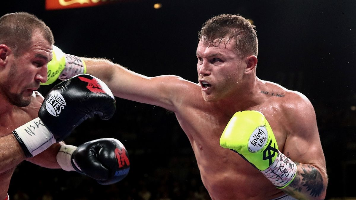 WynnBet Michigan Promo: Bet the Canelo Alvarez Fight Risk-Free Up to $1,000! article feature image
