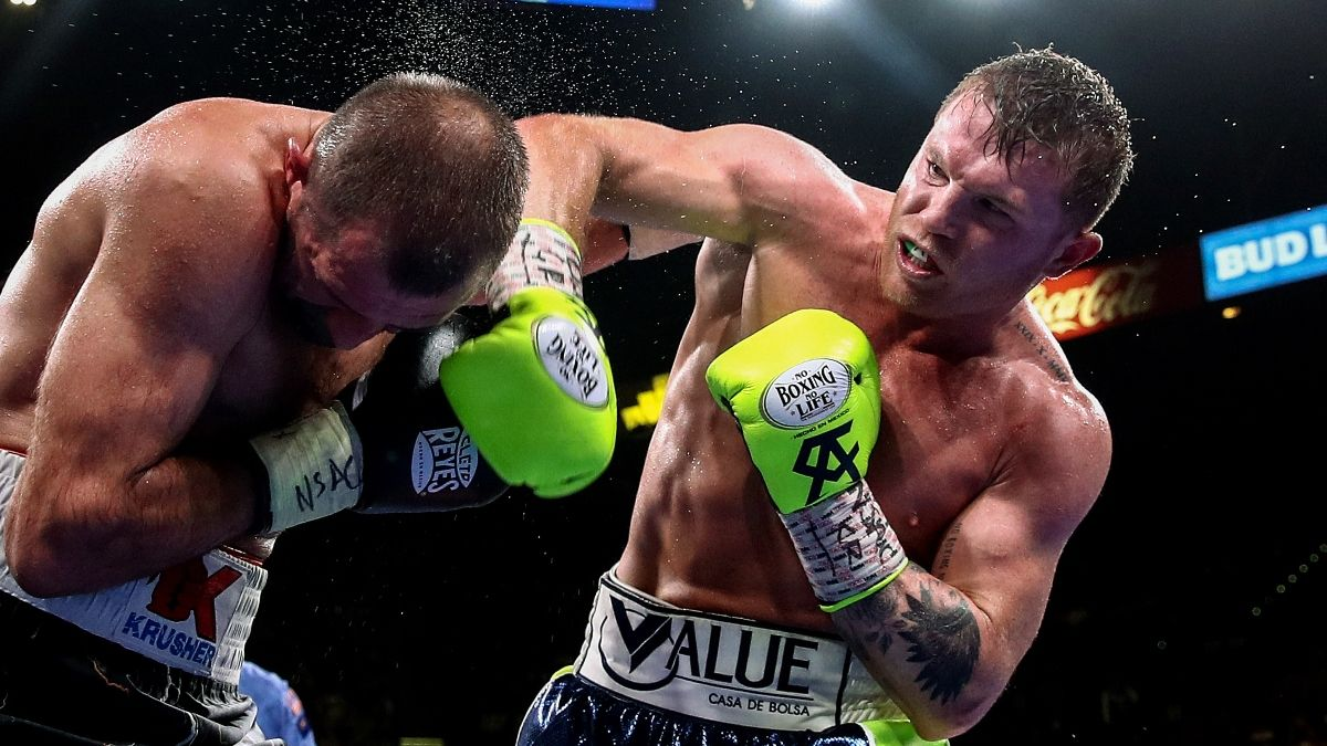 Saturday Night Boxing Promo: Bet $20, Win $150 if Canelo Alvarez Throws a Punch! article feature image