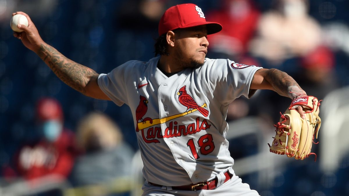 MLB Player Prop Bets & Picks: How to Bet Bruce Zimmermann & Carlos Martínez's Strikeout Totals (Thursday, May 27) article feature image