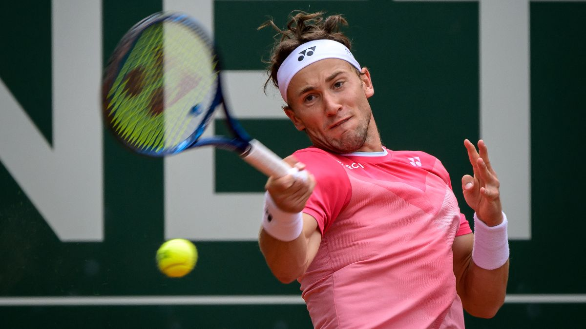 2021 French Open Best Bets: How to Back Casper Ruud, Daniil Medvedev & More at Roland Garros article feature image