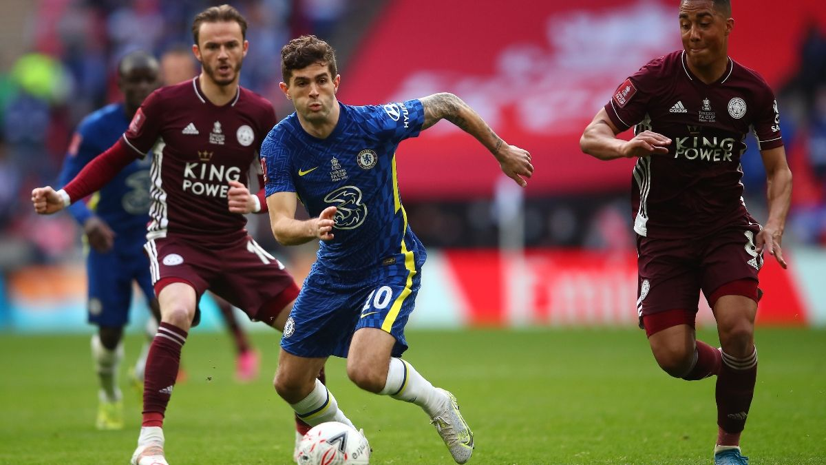 Chelsea vs. Leicester City Odds & Picks: Bet Foxes to Keep It Close In Premier League Showdown (May 18) article feature image