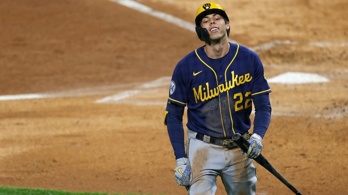 Friday MLB Odds, Preview, Predictions for Brewers vs. Reds: Bet on Milwaukee to Get Right (May 21) article feature image