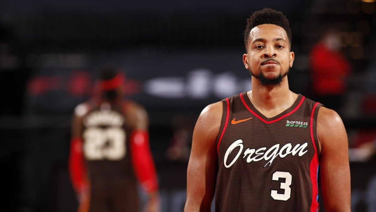 Friday NBA Player Prop Bets & Picks: Will CJ McCollum Have Big Night Against Lakers? (May 7) article feature image