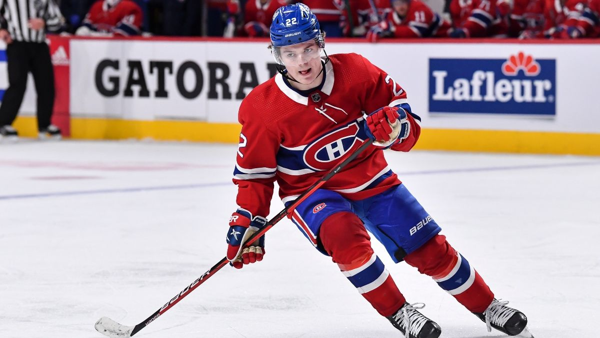 Canadiens vs. Jets Game 1 Odds & Betting Preview: Winnipeg Favored to Beat Montreal in Round 2 (Wednesday, June 2) article feature image